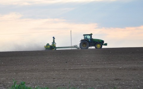 traktorszant