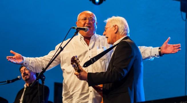 Dr. Marenics János 2015 május 30-án  közös számot adott elő Oliver Dragojević-el.