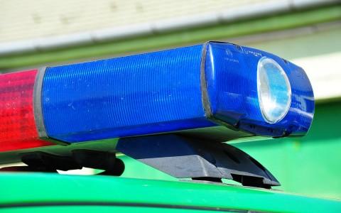 rendőrkocsikeklampa