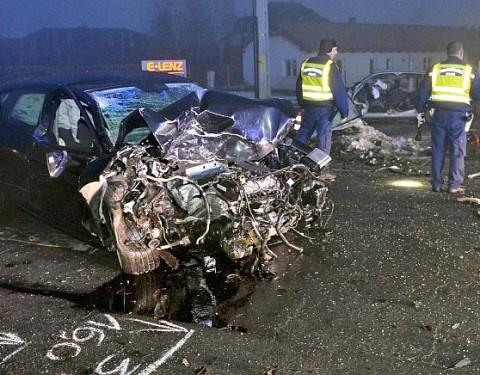Halálos baleset Nyíregyházán. Fotó: Taipusz Attila, MTI