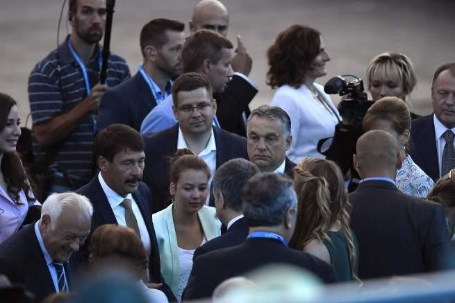Áder János; Seszták Miklós; Orbán Viktor