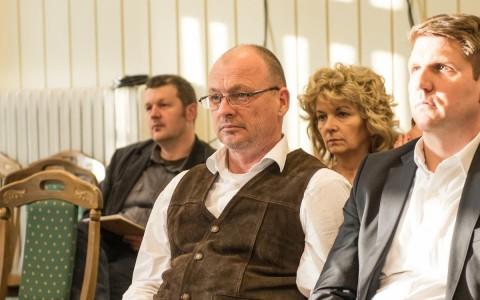 Tiffán Zsolttal legutóbb a februári testületi ülésen találkozhattunk, ahol ageotermikus energia ügyét zárt ajtók mögött tárgyalták.
