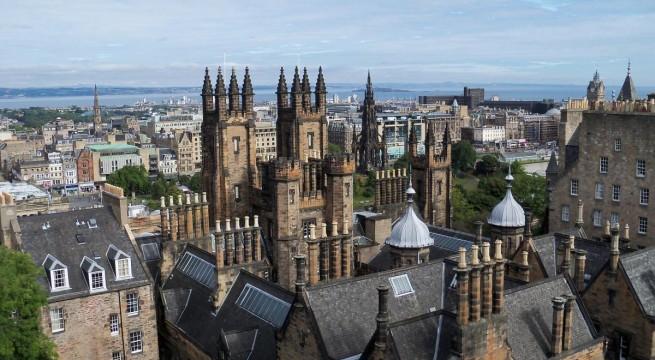 Edinburghkastely