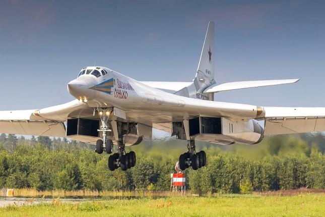 1981 és 1996 között 42 darab TU-160 készült. foto: Dmitry Terekhov