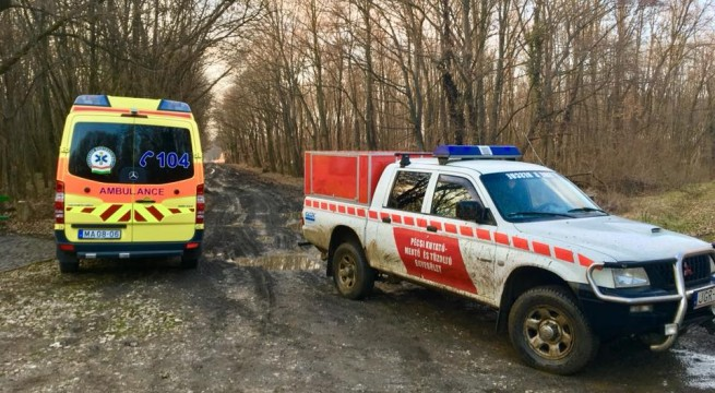 Fotó: Pécsi Kutató-Mentő és Tűzoltó Egyesület