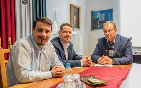 dr. Mesterházy Attila, dr. Szakács László, dr. Vass Péter