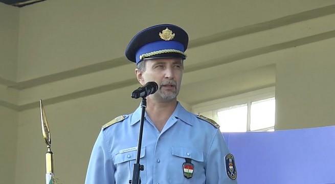 dr. Balogh János vezérőrnagy