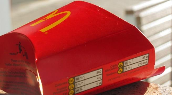 McDonaldskrumpli
