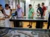 A Mohács 500 Csatatérkutatási Program vándorkiállítás megnyitója Mohácson.  Fotó: Sóki Tamás, MTI
