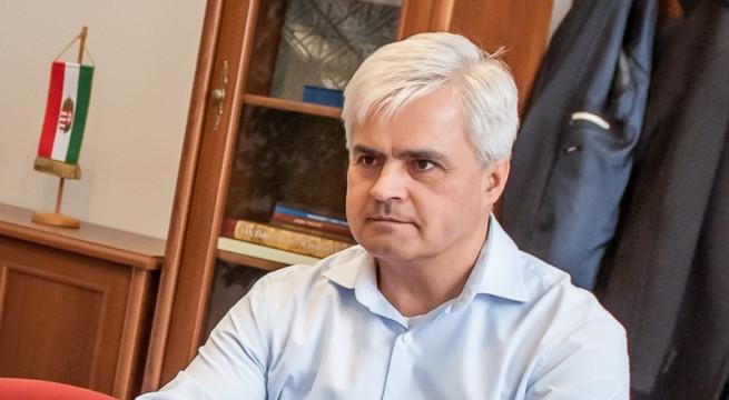Jenei Zoltán januárban Siklóson tárgyalt egy együttműködésről Riegl Gábor polgármesterrel.