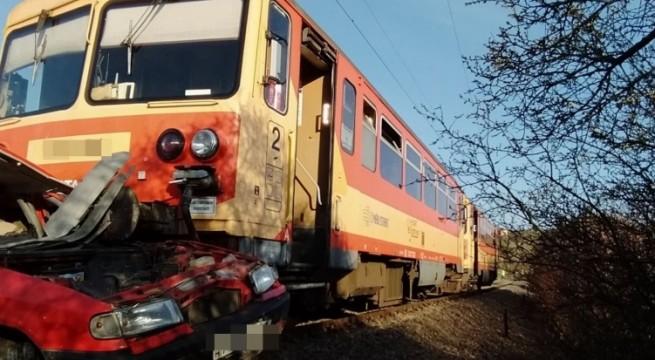 Halálos baleset Egerben - rendőrségi felvétel
