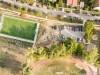 A sportcentrum felújítása 2017-ben - ezen a területen kap helyet a gumipálya.