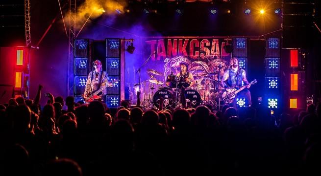 Tankcsapda koncertje Siklóson. Fotó: Kacsúr Tamás