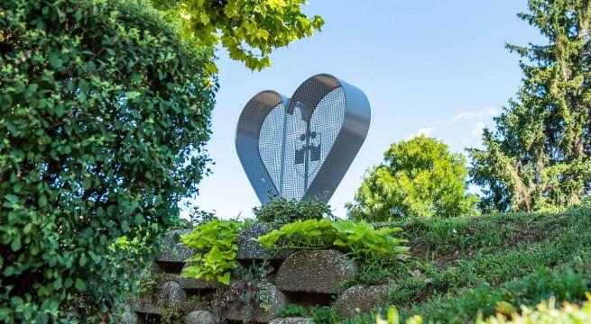Kupakgyűjtő szív Siklóson