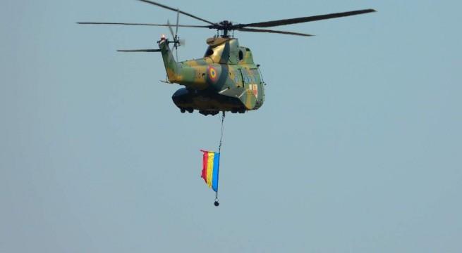 romanhelikopter